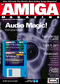 CU Amiga Aug 1998 - click the page numbers below to read the Konix articles in a new window