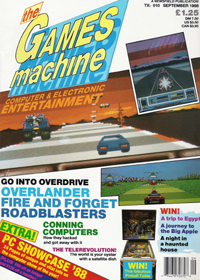 The Games Machine Issue 10 - click the page numbers below to read the Konix articles in a new window