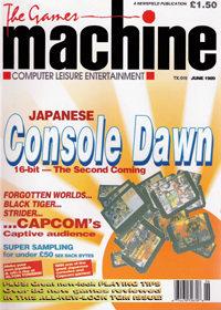 The Games Machine Issue 19 - click the page numbers below to read the Konix articles in a new window