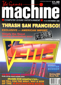 The Games Machine Issue 24 - click the page numbers below to read the Konix articles in a new window
