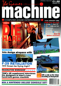 The Games Machine Issue 26 - click the page numbers below to read the Konix articles in a new window