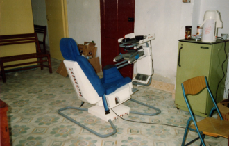 Powerchair in China