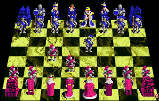 Battle Chess - Would Konix chess have been as good?